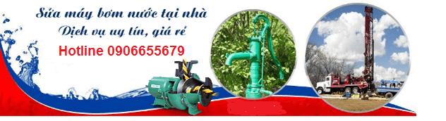 Sửa máy bơm nước tại nhà tphcm Giá r