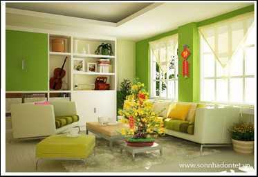 Thợ sơn nhà ở quận 7 tphcm