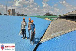 Chống dột mái nhà