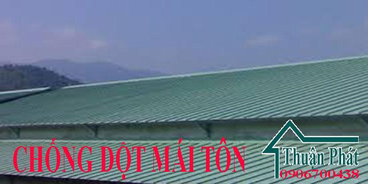 Chống dột mái tôn ở tại Thành phố Hồ Chí Minh