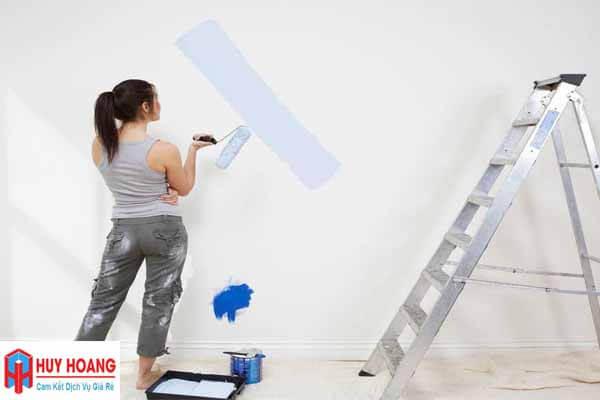 Thợ sơn nhà ở quận bình chánh