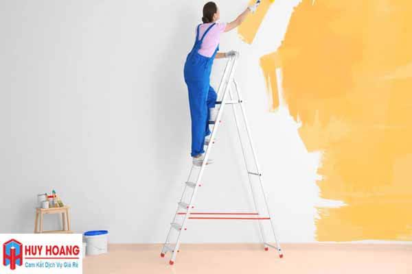 Thợ sơn nhà ở quận gò vấp