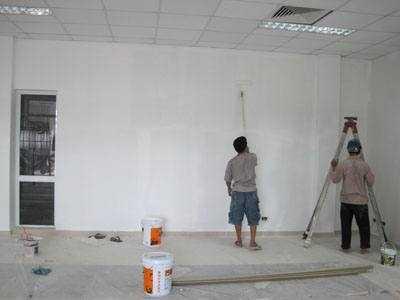 Sơn Sửa Chữa Nhà Cũ Tại TP Hà Tĩnh O919675683