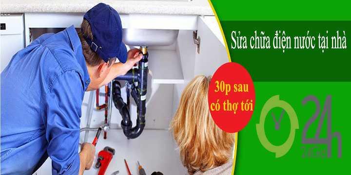 Sửa chữa ống nước tại tphcm
