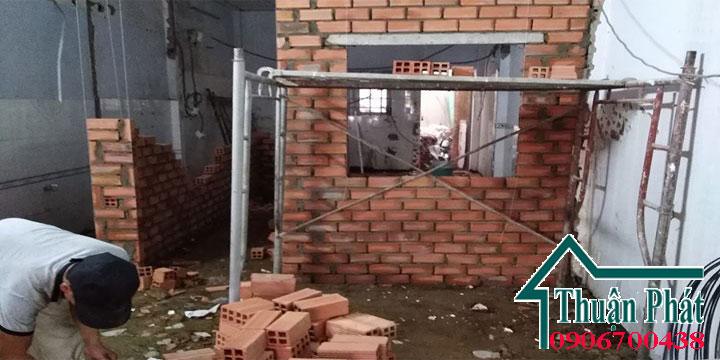 Dịch vụ sửa chữa nhà tại TPHCM uy tín