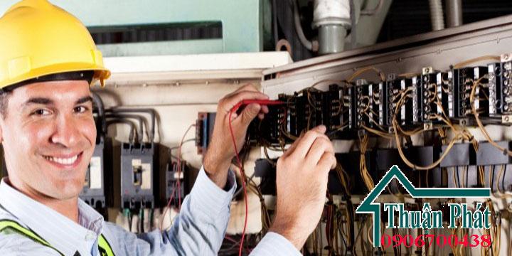 Thợ sửa điện tại TPHCM uy tín chuyên nghiệp