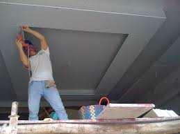 Thợ đóng trần thạch cao tại tphcm