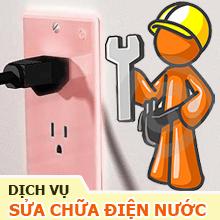 Thợ sửa điện tại nhà quận 4