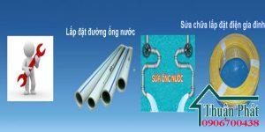Dịch vụ sửa ống nước tại tphcm