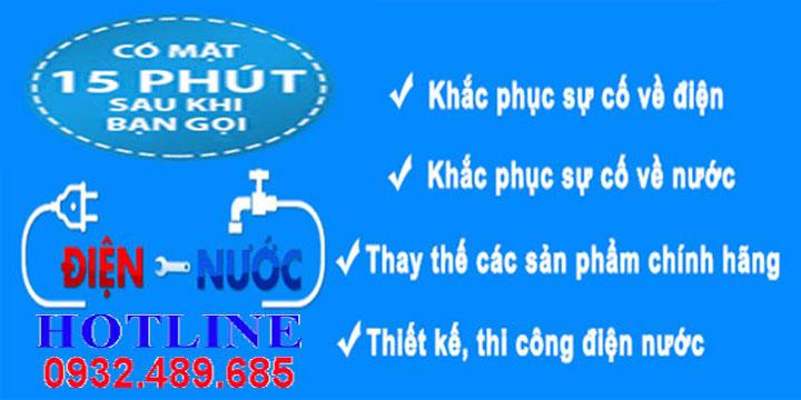 Dịch vụ sửa ống nước tại tphcm chuyên nghiệp