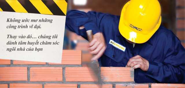 Nhận sửa chữa nhà ở tphcm