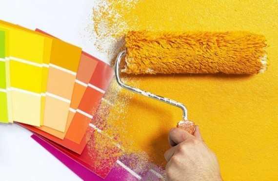 Thợ sơn sửa nhà tại quận 12 Tphcm