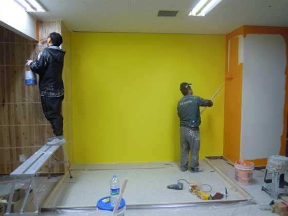 Thợ sơn sửa nhà tại quận 7 Gọi O9O6.7OO.438