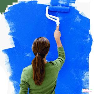 Thợ sơn sửa nhà tại quận 8