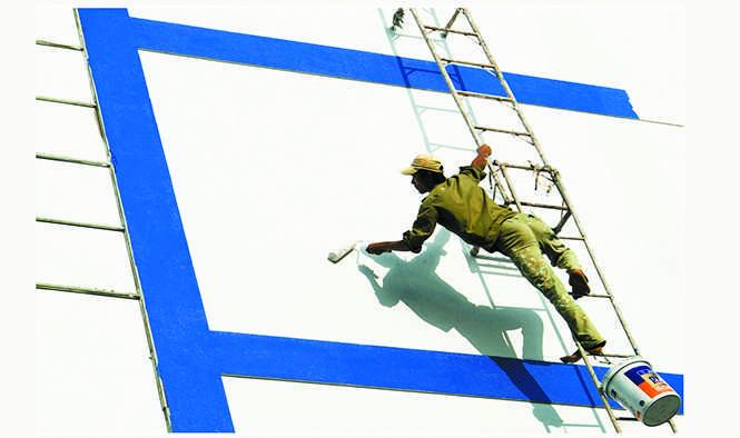 Thợ sơn sửa nhà tại quận tân phú