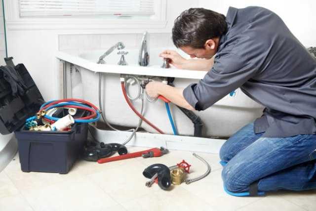 Thợ sửa ống nước tại quận 12