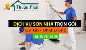 Dịch vụ sơn nhà chuyên nghiệp tphcm chuyên nhận sơn sửa nhà giá rẻ.dịch vụ sơn sửa lại nhà tại tphcm