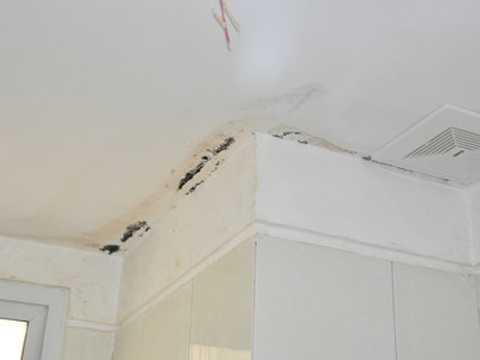 Chống thấm trần nhà bị nứt ở tphcm