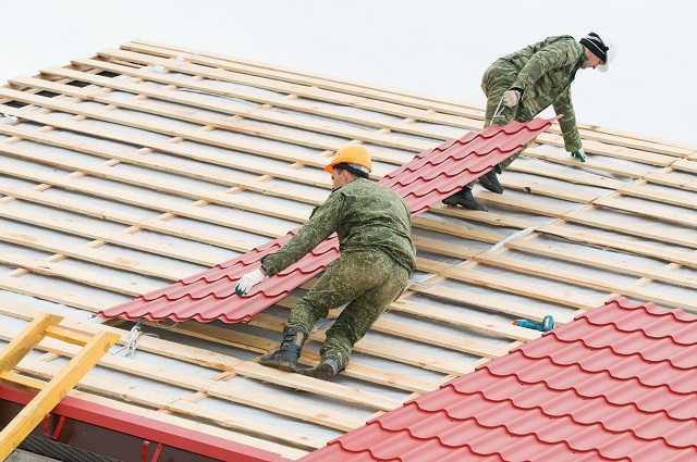 Dịch vụ làm mái tôn tại tphcm - Sửa chữa mái tôn uy tín - Dịch vụ giá rẻ