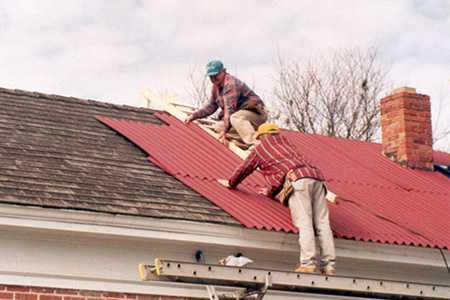 Dịch vụ sửa mái tôn ở tại tphcm - Công ty sửa chữa nhà - Chống thấm - Đóng trần thạch cao - Điện nước