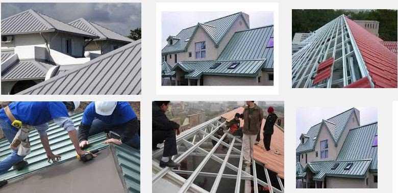 Thợ lợp mái tôn tại quận 3 - Dịch vụ sửa chữa nhà - Sơn nhà - Chống thấm - Điện nước