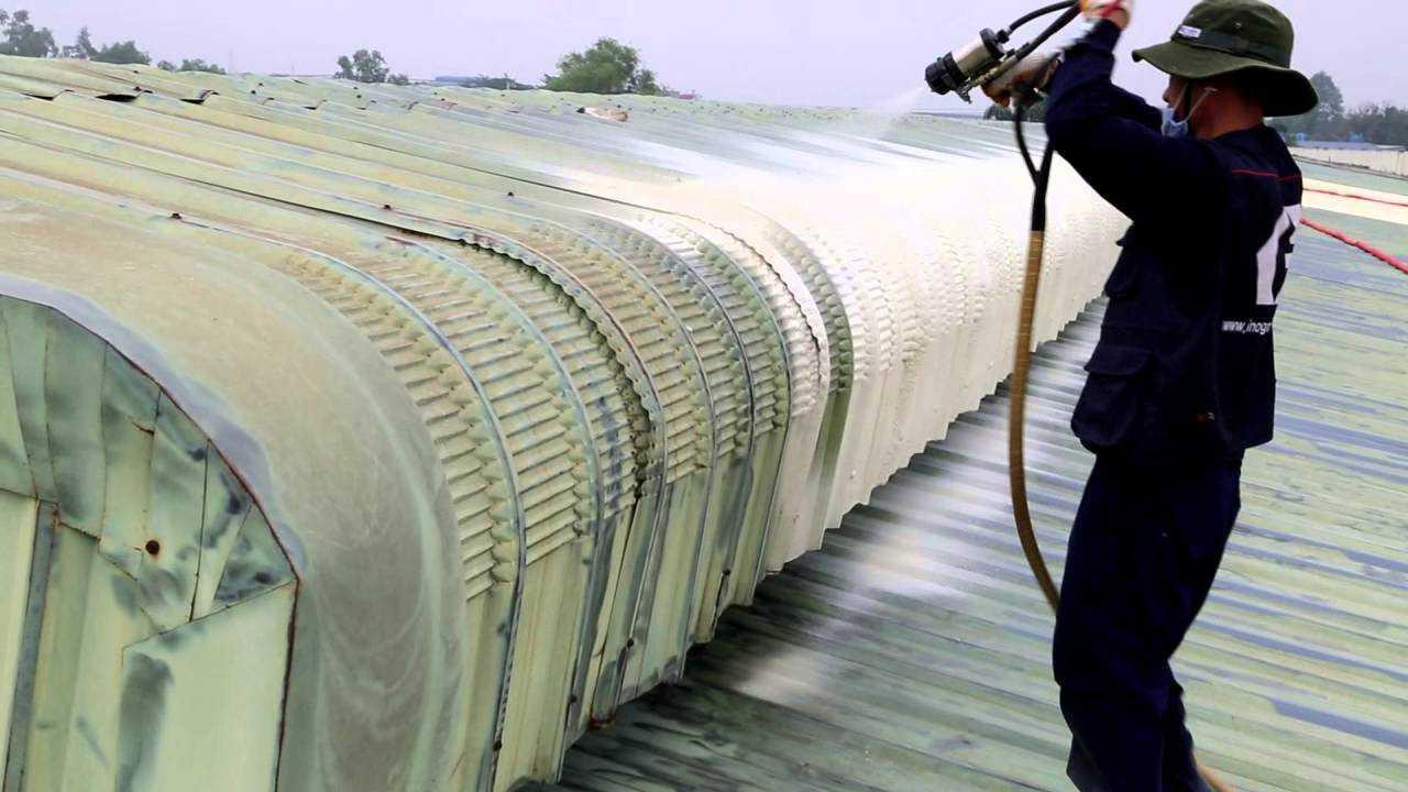 Thợ lợp mái tôn tại tphcm - Công ty sửa chữa nhà - Chống thấm - Sơn nhà giá rẻ