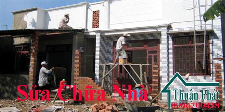 Dịch vụ sửa chữa nhà ở tại quận 6 giá rẻ