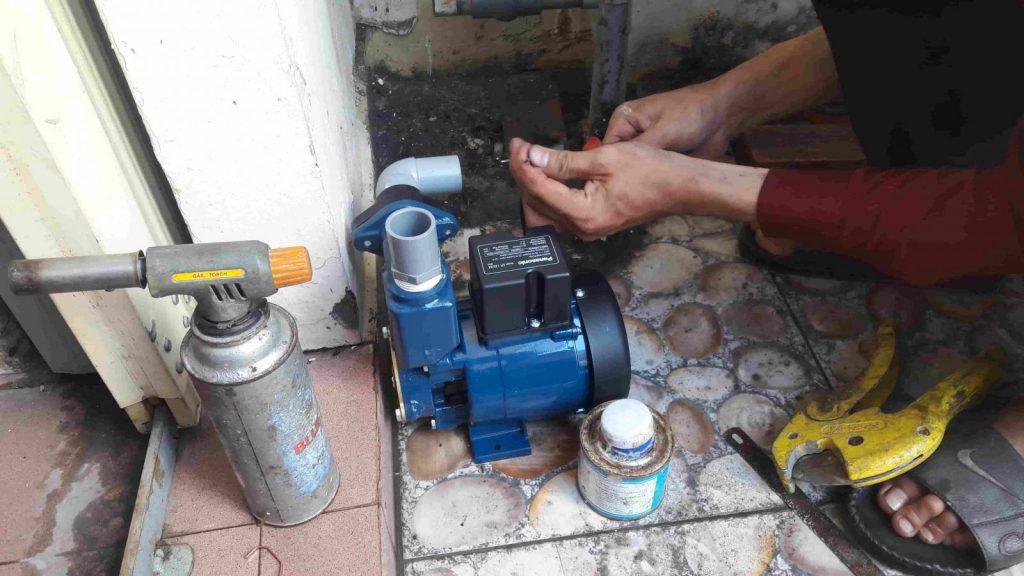 Thợ sửa máy bơm nước tại nhà bình thạnh