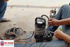 Thợ sửa máy bơm nước ở tại nhà quận tân phú