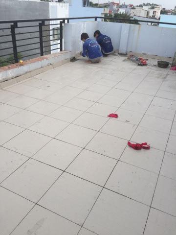 Báo giá chống thấm sân thượng tại tphcm