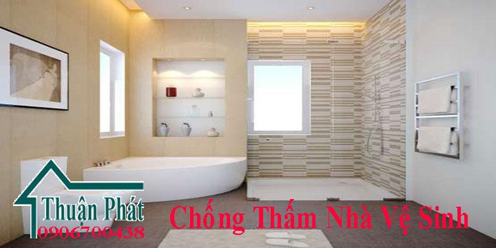 Báo giá chống thấm nhà vệ sinhTPHCM