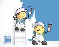 Dịch vụ sơn nhà cũ tại quận 8