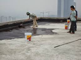 Xử lý chống thấm sàn bê tông tại tphcm