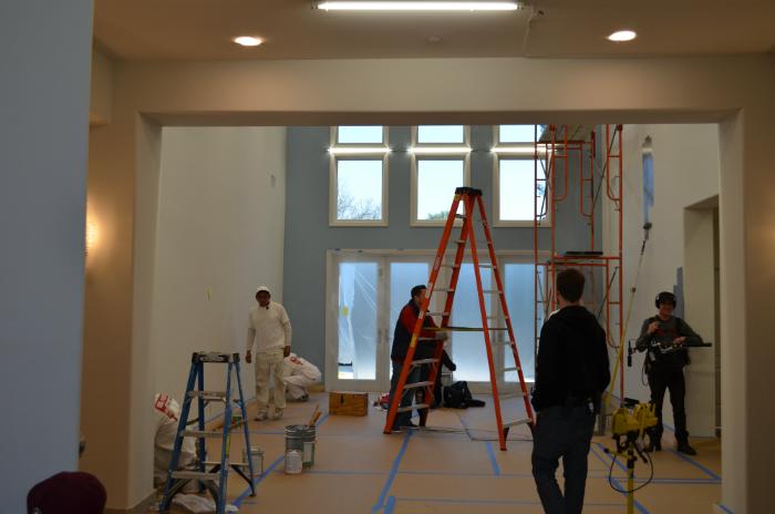 Dịch vụ sơn nhà cũ tại quận 12