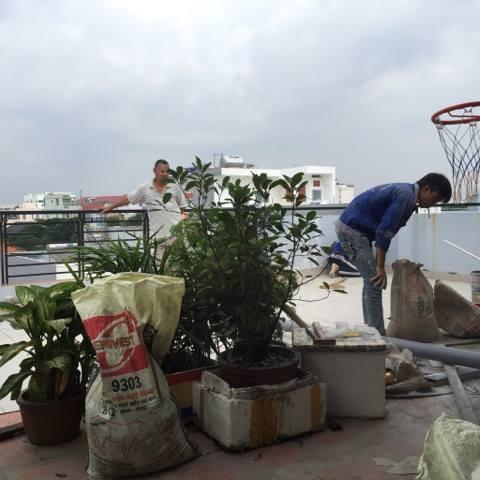 Dịch vụ cải tạo nhà ở tại TPHCM