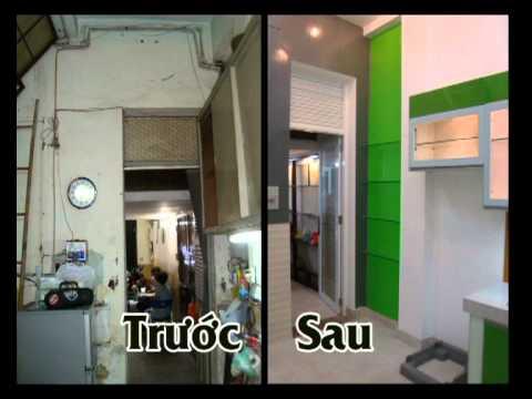 Dịch vụ cải tạo nhà ở quận tân phú