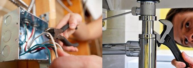 Dịch vụ sửa điện nước tại quận 2