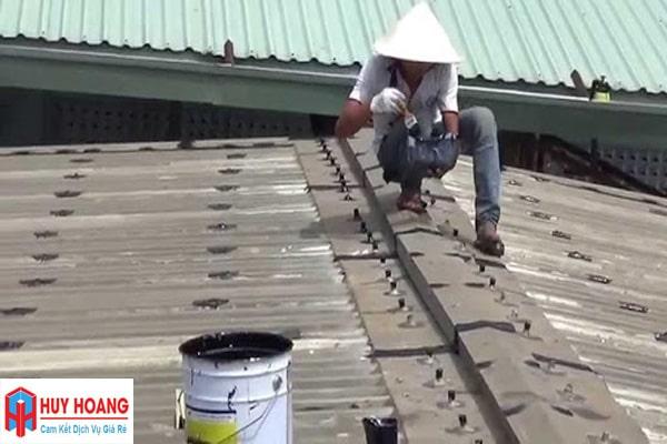 Chống Thấm Sàn Mái Nhà Ở Tại TPHCM