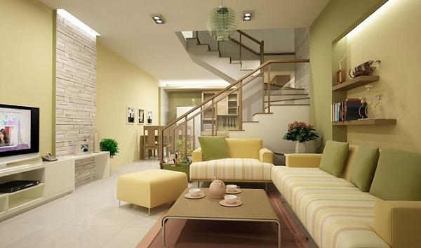 Dịch vụ sơn nhà đẹp chất lượng