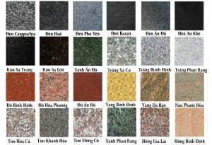 Thi công đá hoa cương giá rẻ tại Tphcm, Bình Dương, Đồng Nai