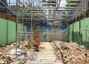 Báo giá sửa chữa nhà tại TPHCM, Bình Dương, Đồng Nai.