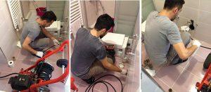 Chuyên thông tắc đường ống nước tại nhà