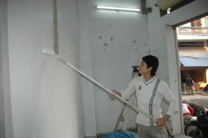báo giá chống thấm tường
