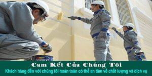 Thợ sơn nhà chung cư tại TPHCM giá rẻ