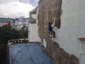 Chuyên nhận sơn chống thấm tường