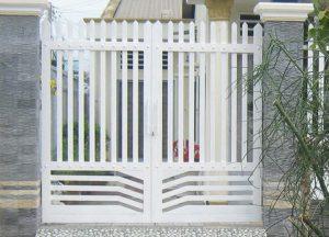 Huy Hoàng báo giá cửa cổng sắt đẹp giá rẻ