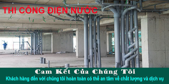 Báo giá thi công điện nước rẻ nhất tphcm