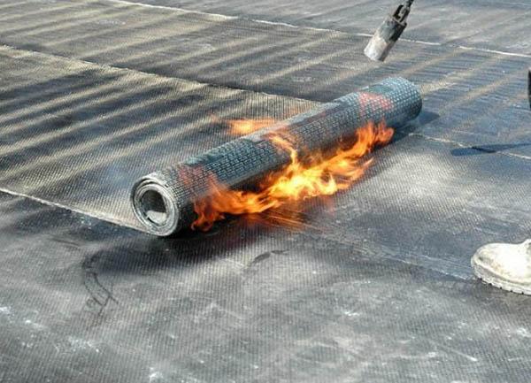 Các biện pháp thi công chống thấm sàn mái