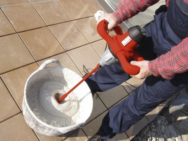 Cách pha sơn chống thấm kova