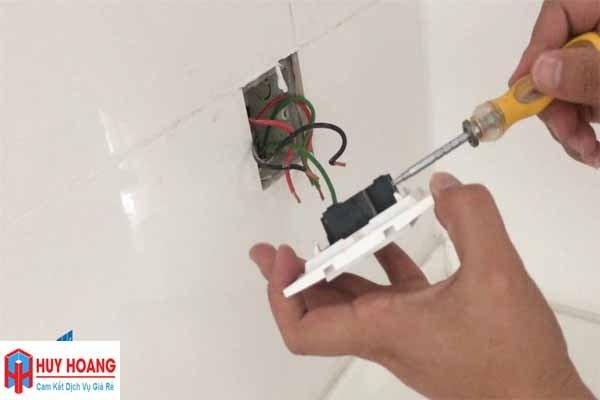 Cách sửa điện âm tường nhanh nhất